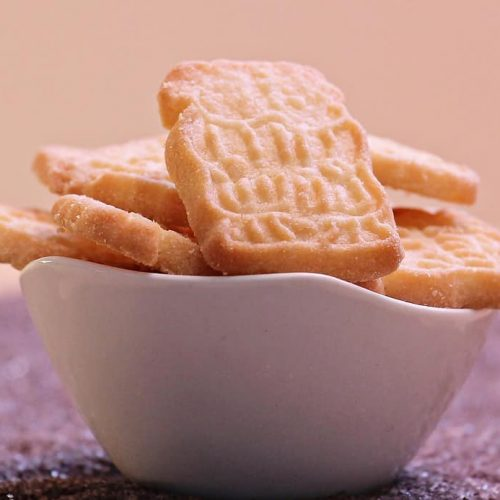 Galletas de mantequilla de Mani